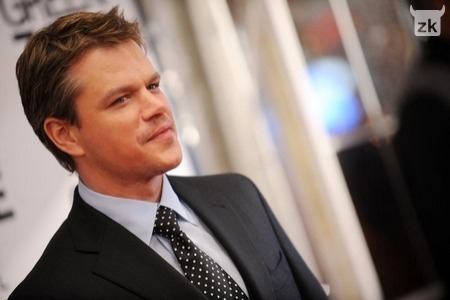 Matt Damon - dobri zeleni duh Hollywooda