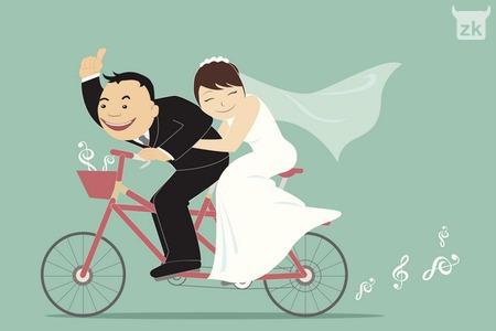 ***Čestitke*** - Page 36 Mladenci_na_biciklu450x300
