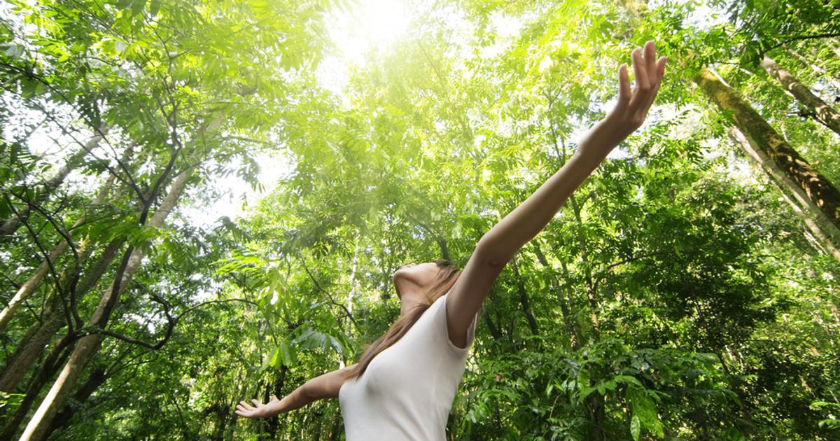 BRINI O SEBI Znaš li koliko sati trebaš provoditi u prirodi da bi bila zdrava?