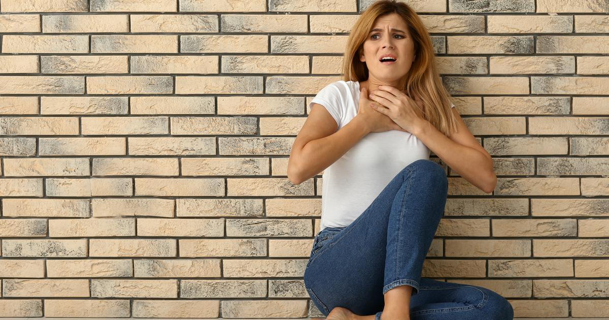Psihologinja savjetuje Simptomi paničnog napadaja i alati za samopomoć