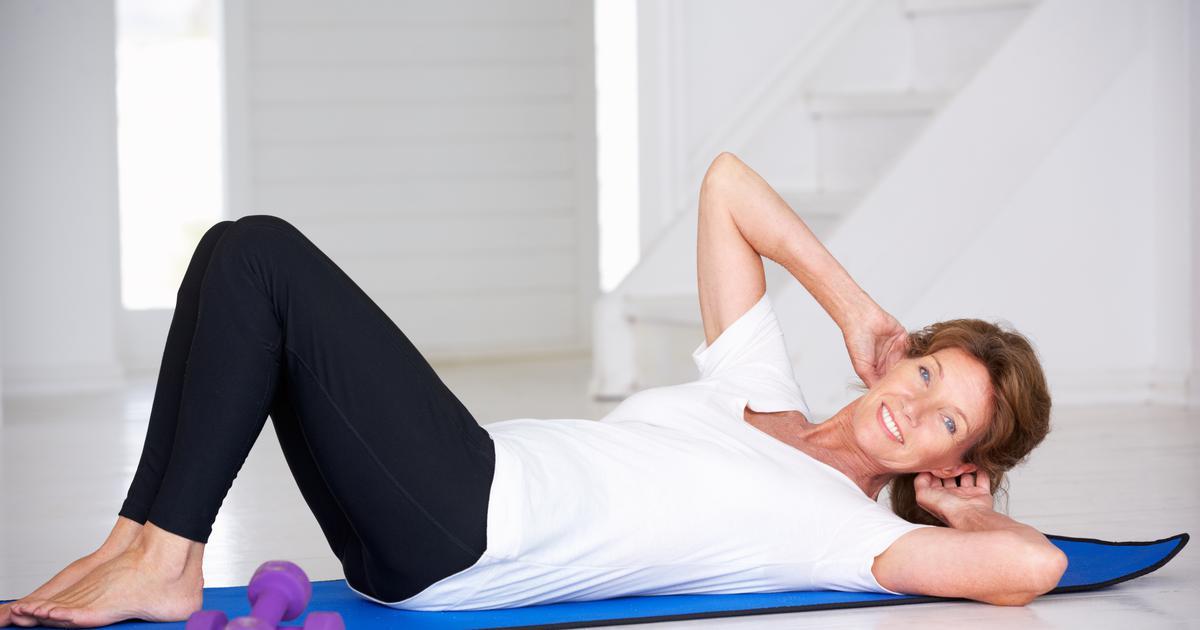 Potvrdili kineziolozi 5 vježbi koje bi svaka žena starija od 50 godina trebala raditi