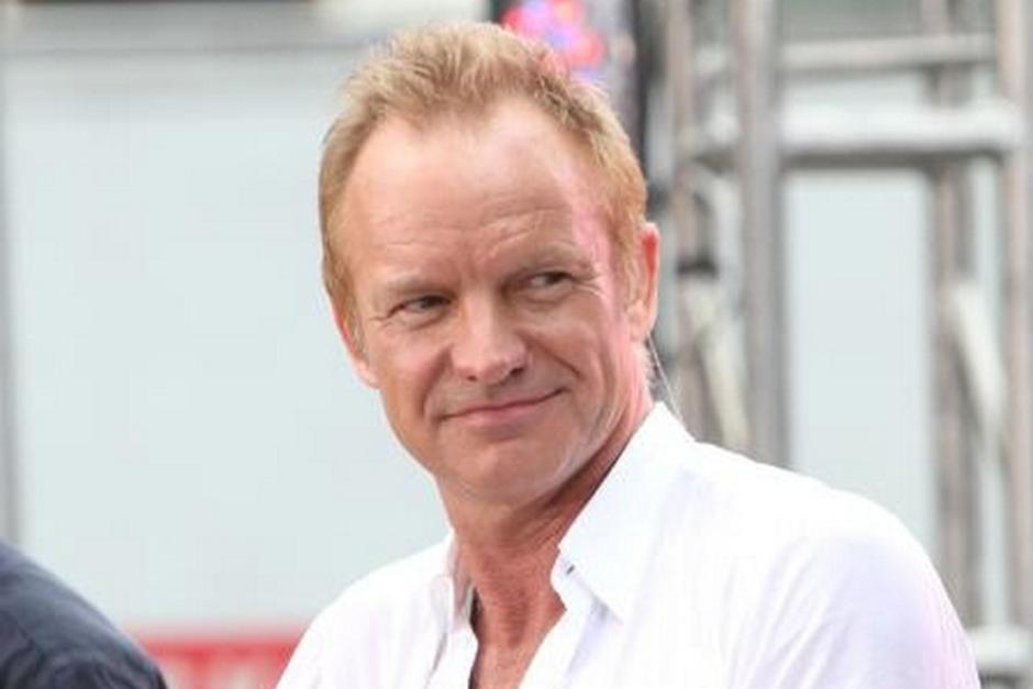 Sting | Author: Foto: Pbg/Press Association/Pixsel