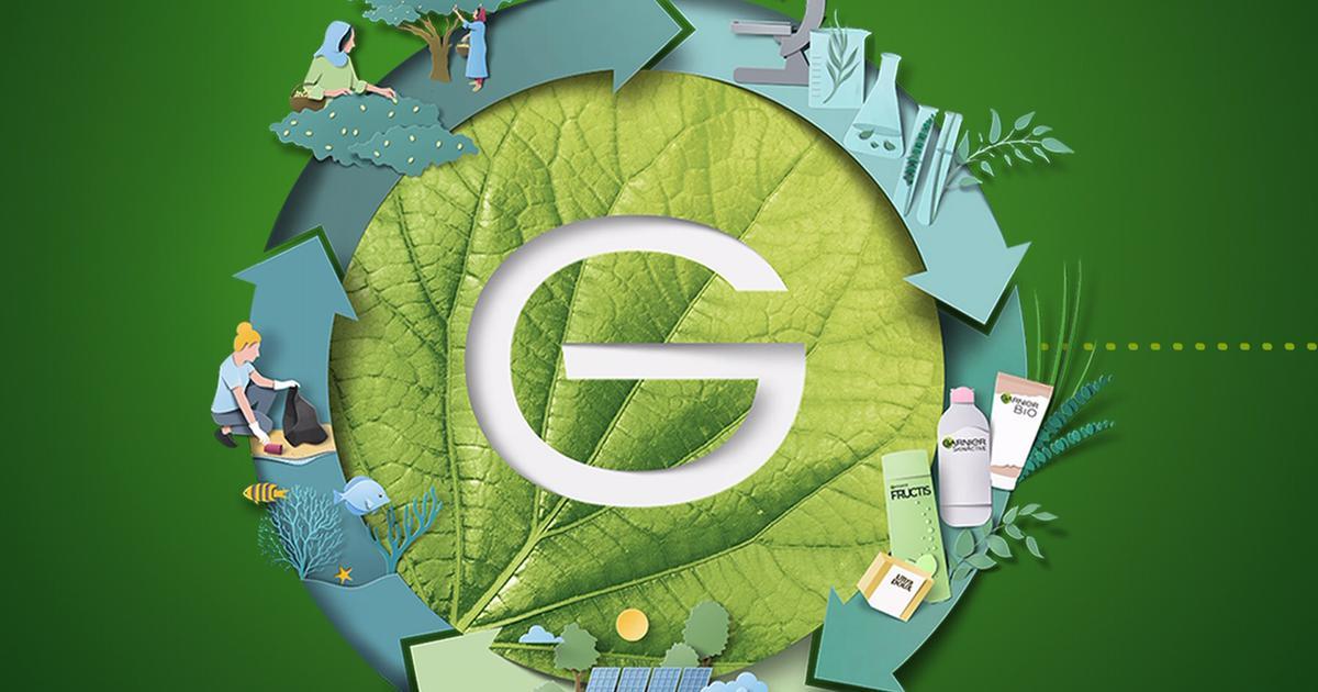 green beauty inicijativa pohvalno: do 2025. godine svi garnier proizvodi bit će proizvedeni bez korišt...